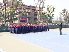 男子第188回/女子第102回早慶対抗庭球試合