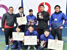 2020年度全日本学生室内テニス選手権大会