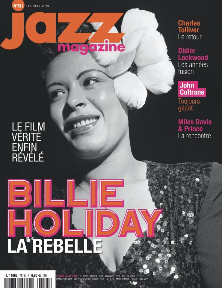 Jazz Magazine: October 2020