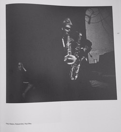 with Rahsaan Roland Kirk and Paul Bley