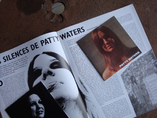 """Les Silences de Patty Waters"""