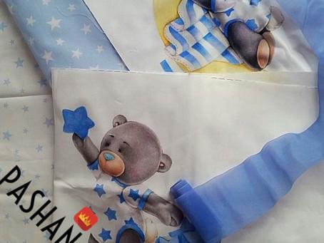 Расширение ассортимента детского текстиля