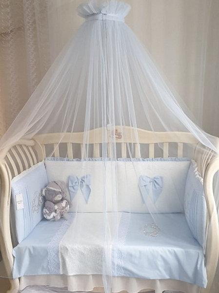 Балдахин универсальный для детской кроватки купить Москва