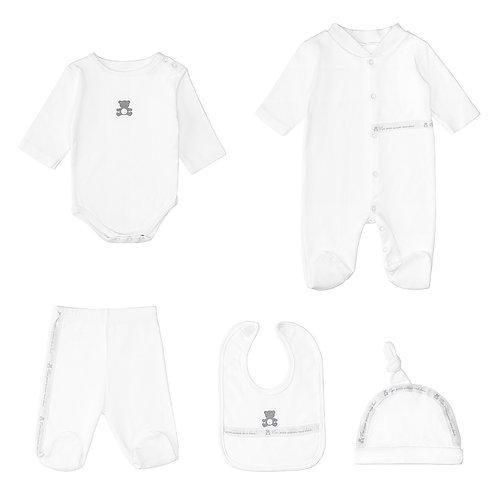 """Детский комплект одежды для новорожденного """"Медвежонок"""""""