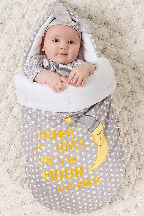 Конверт для новорожденного 0 - 3 месяцев фото