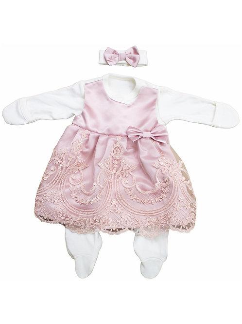 """Платье для новорожденных девочек """"Герцогиня"""""""