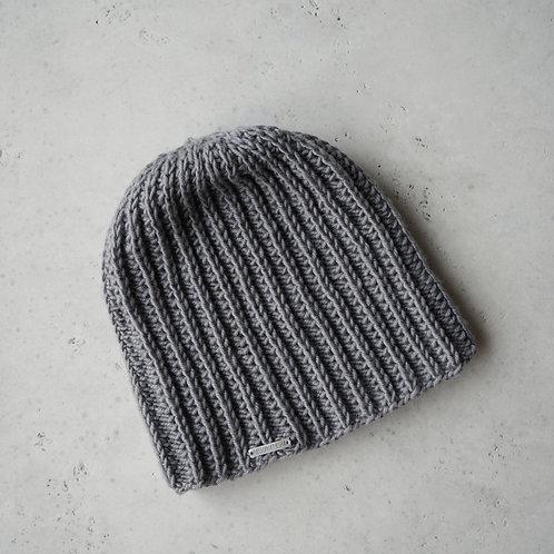 Купить мужскую шапку из мериноса