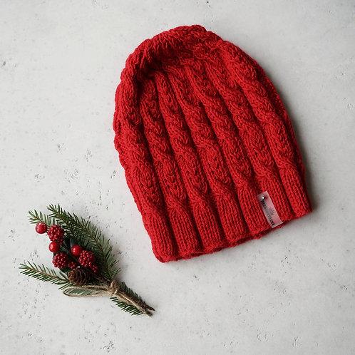 Купить красную шапку в интернет-магазине