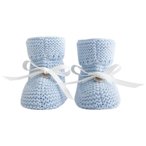 Пинетки из хлопка для новорожденных купить Москва