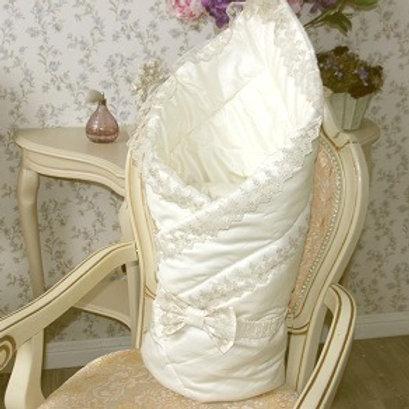 """Конверт одеяло для новорожденного на выписку """"Мечта"""""""