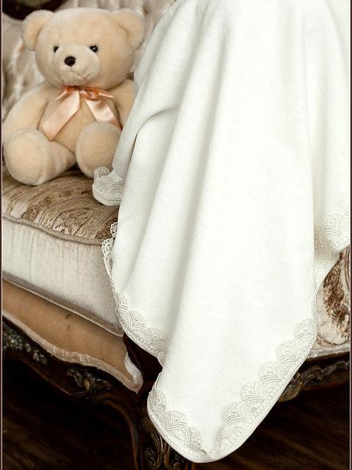 """Одеяло плед для новорожденного """"Невесомость"""""""
