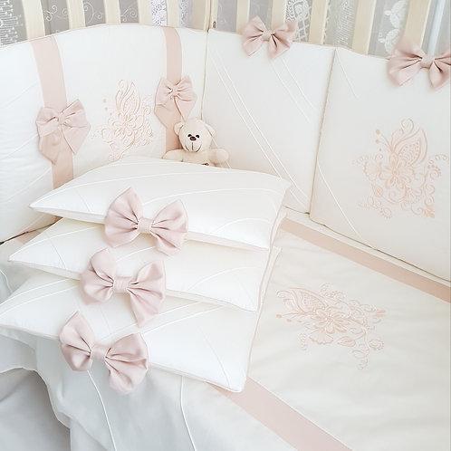 "Бортики подушки в кроватку ""Mary-3"" фото"