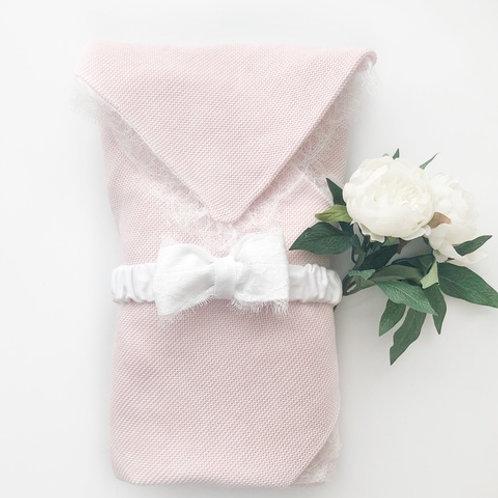 """Купить конверт на выписку весенний """"Premium pink"""" в интернет-магазине www.Pashanatasha.ru"""