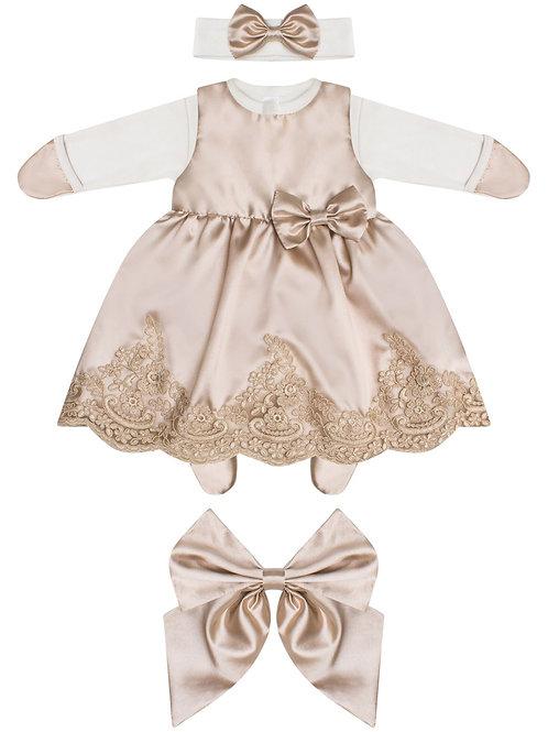 Одежда для новорожденных девочек на выписку