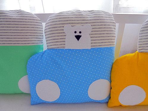 Подушка машинка 1 шт