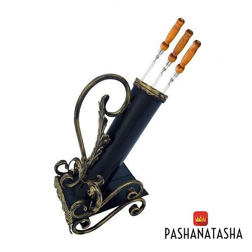 Пушка для шампуров
