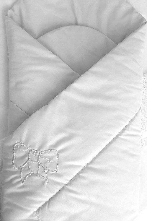 Конверт одеяло на выписку летний фото