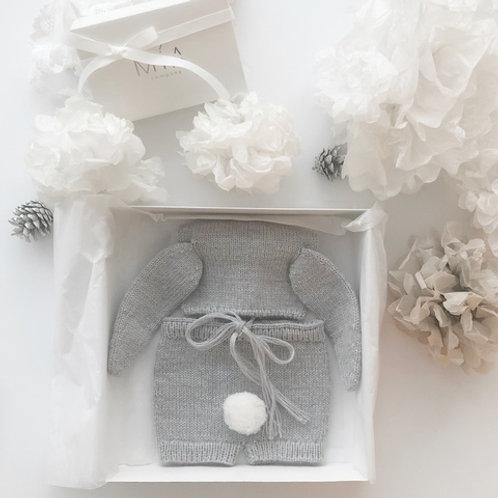 """Одежда для фотосессии новорожденных """"Моя ж ты зая"""" купить"""