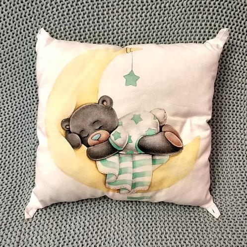 Бортики в кроватку для новорожденных с Мишками