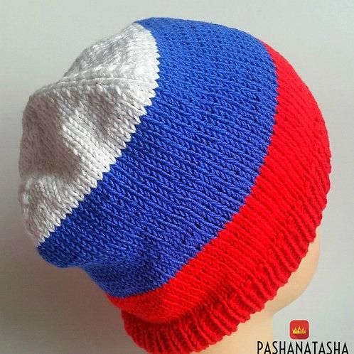 Купить шапку болельщика