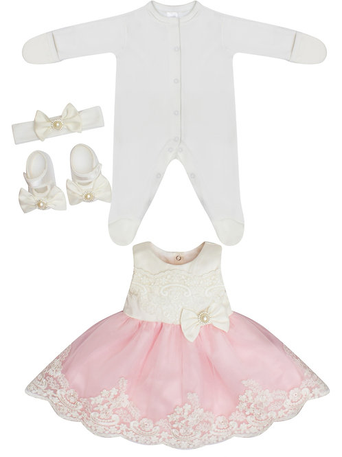 """Нарядное платье для девочки """"Бусинка"""" купить"""