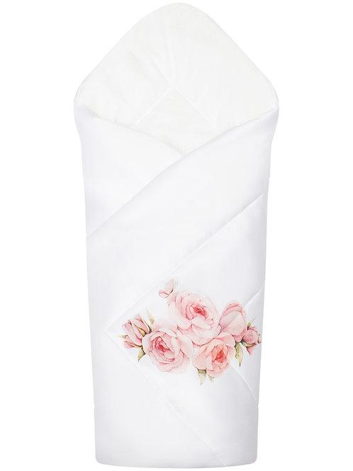 """Одеяло конверт весна """"Розы"""" купить в интернет-магазине"""