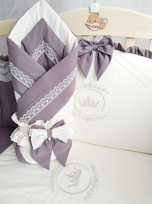 """Конверт одеяло для новорожденного на выписку """"Solar""""изображение"""