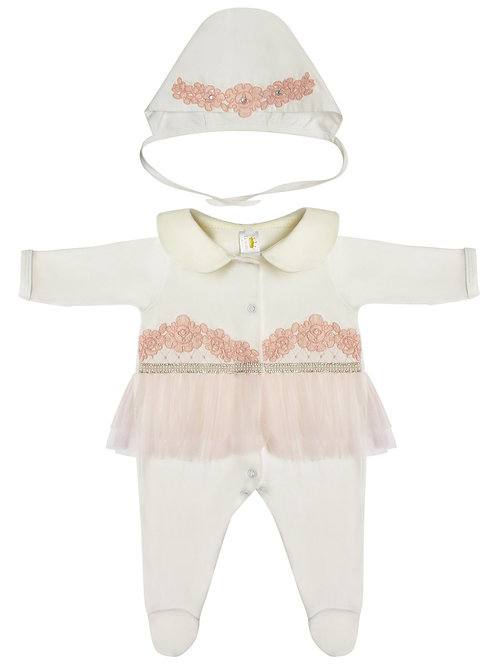 """Одежда для новорожденной девочки """"Нежность"""""""