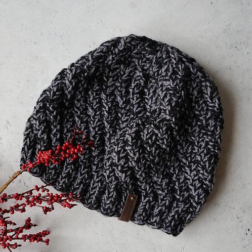 Купить мужскую вязаную шапку