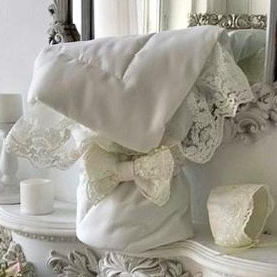 Конверт-одеяло для новорожденного на выписку купить