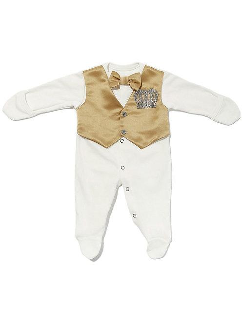 """Одежда для новорожденных мальчиков на выписку """"Принц"""""""