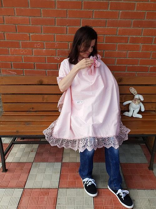 Купить накидку для кормления ребенка в общественных местах