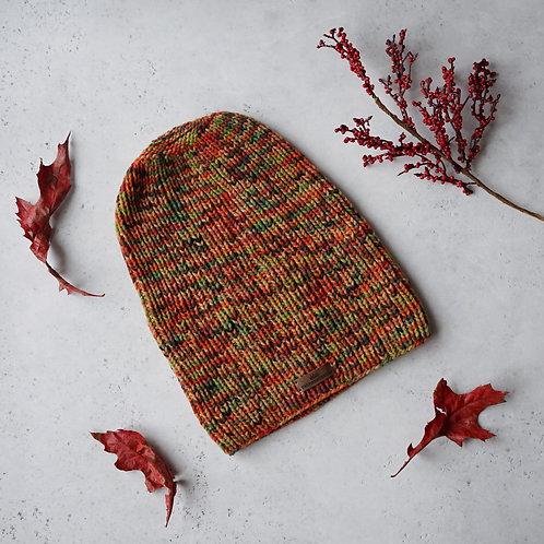 Купить рыжую шапку