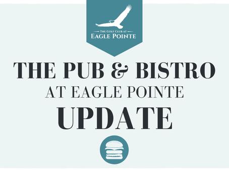 THE PUB & BISTRO UPDATE