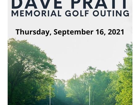 """Memorial Golf Outing for Dave """"Dogshack"""" Pratt"""