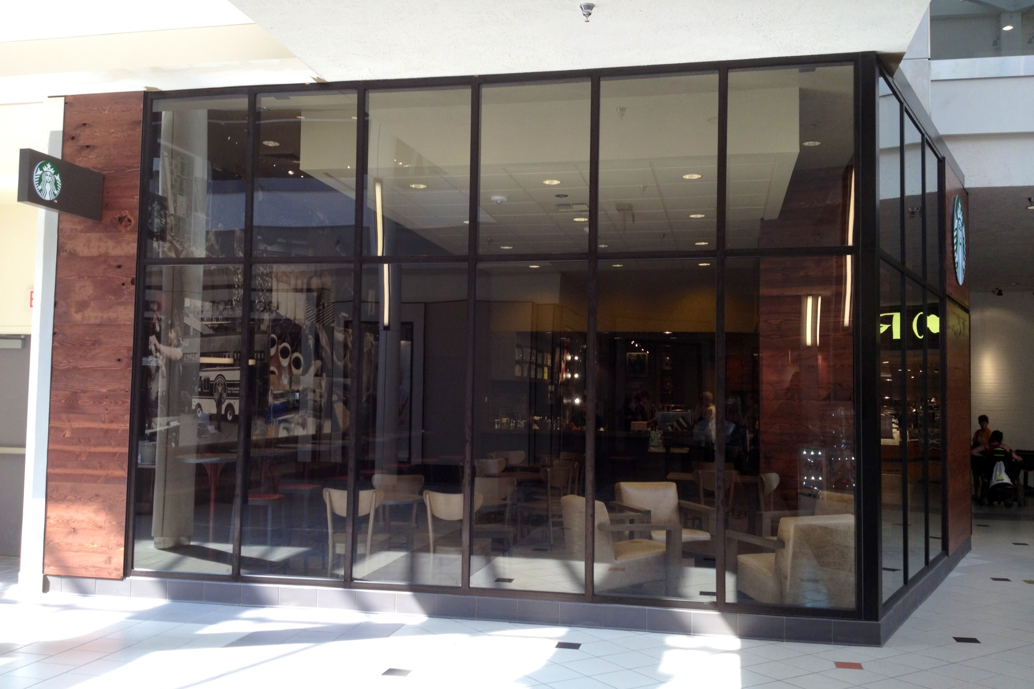 Insulated Glass Storefront
