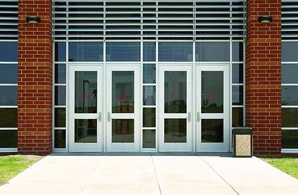 Aluminum Storefront