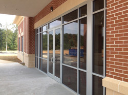 Aluminum Storefront System