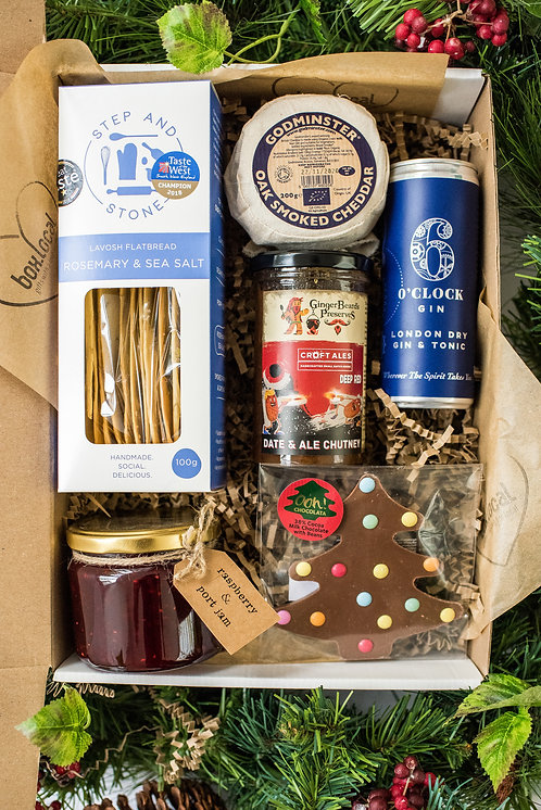 Christmas box ten