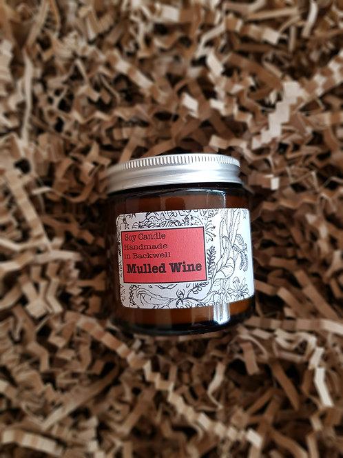 Backwell Botanicals Mulled Wine Candle