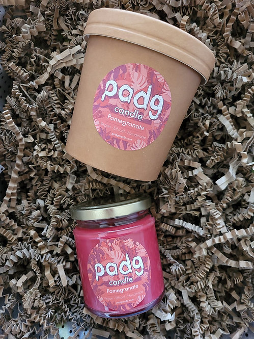 Padg Candle Pomegranate 190ml