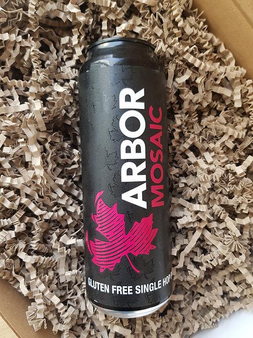 Arbor Ales Mosaic Gluten Free Single Hop Pale Ale 568ml One Pint