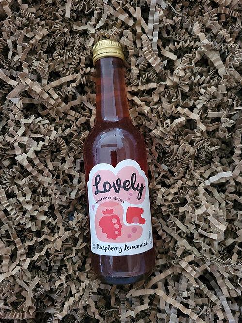 Lovely Drinks Raspberry Lemonade 250ml