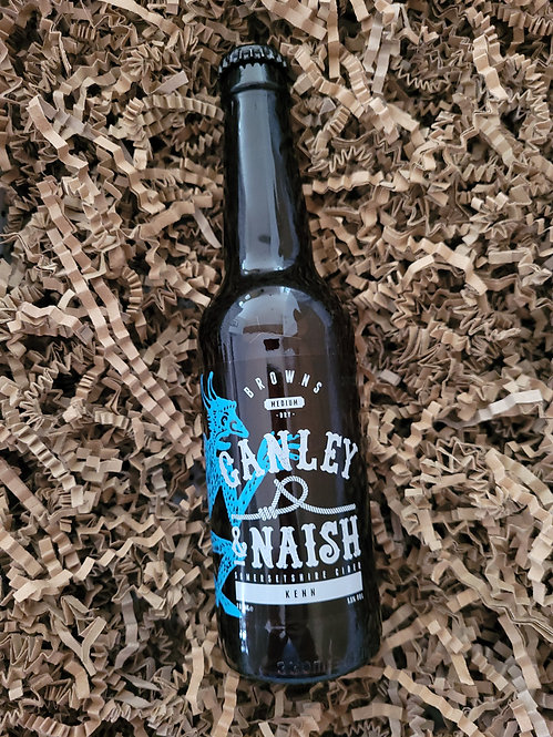 Ganley and Naish Browns Cider 330ml