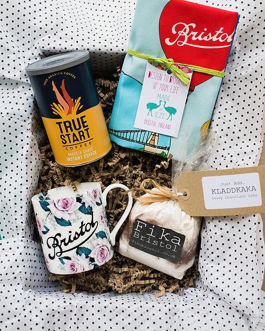 Box COFFEE & CAKE