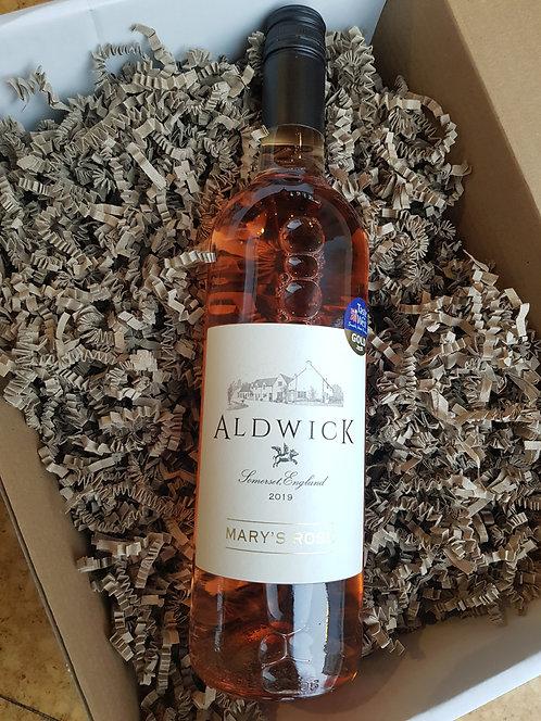 Aldwick Estate Vineyard Mary's Rose Rose Wine