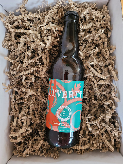 Twisted Oak Brewery Leveret Beer 500ml