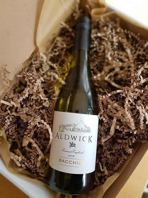 Aldwick Estate Vineyard Bacchus White Wine 75cl