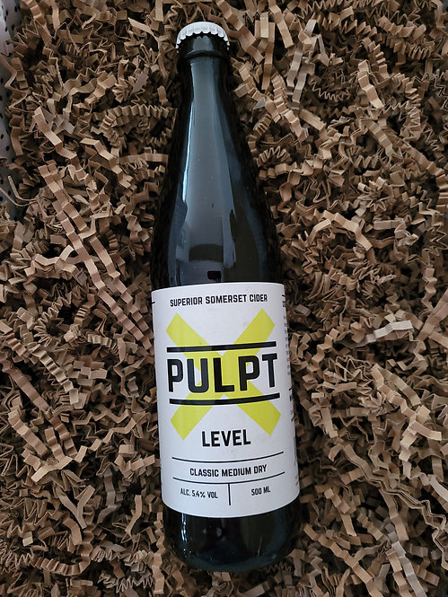 Pulpt Level Cider 500ml