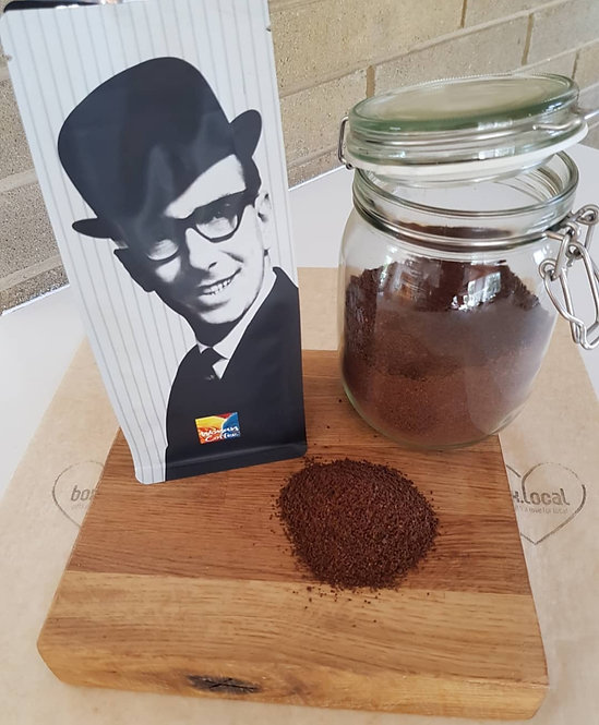 Wogan Coffee Ground Brazilian Santos Coffee 250g